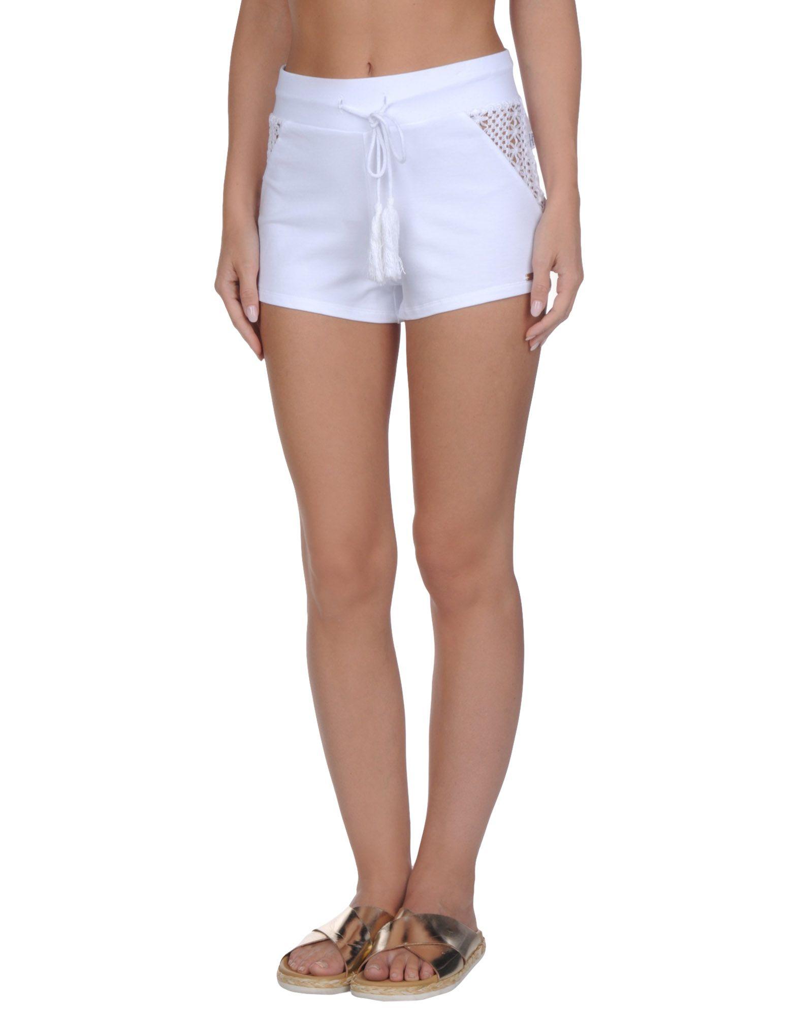 BLUGIRL BLUMARINE BEACHWEAR Пляжные брюки и шорты blugirl blumarine легинсы