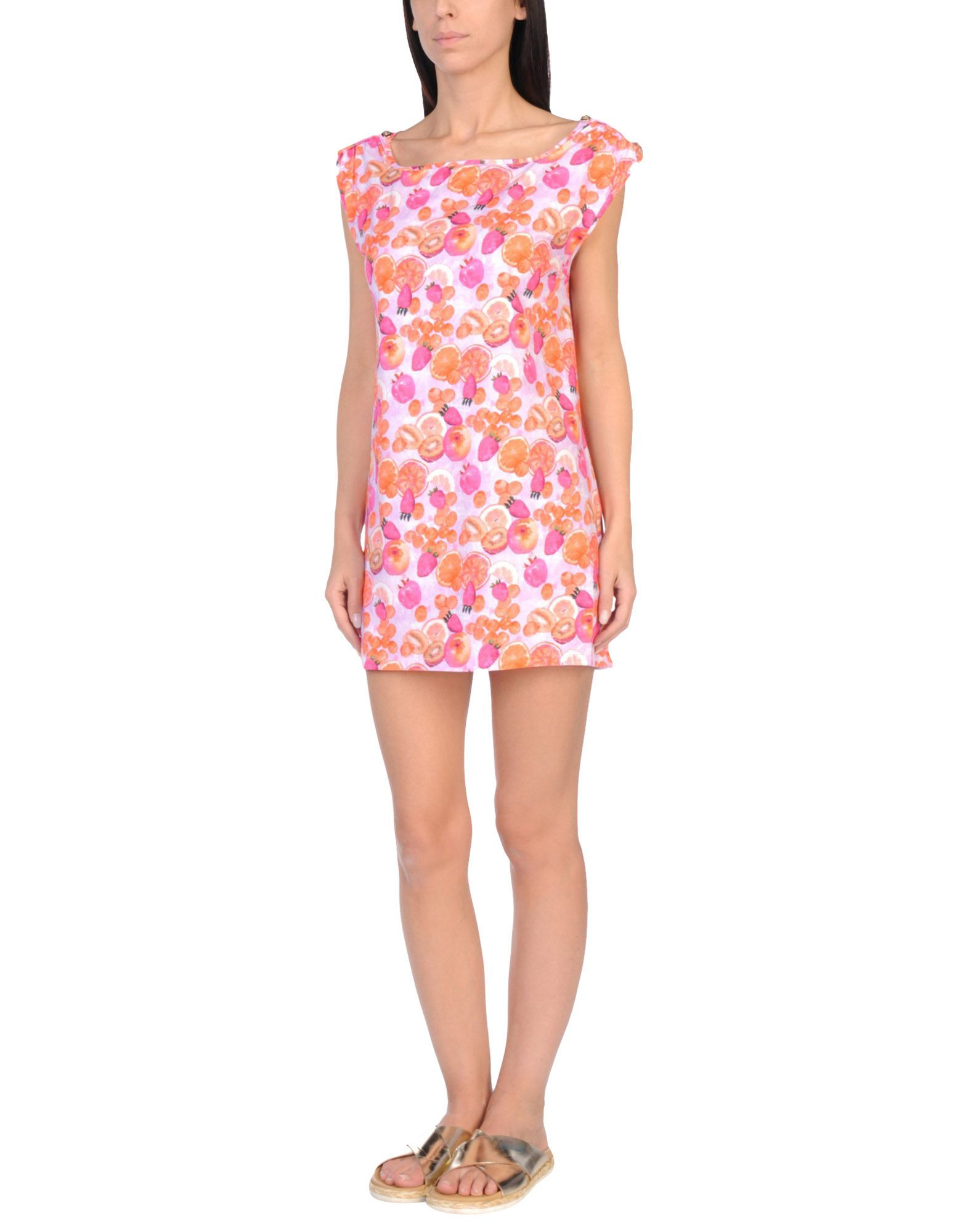 JOHN GALLIANO BEACHWEAR Пляжное платье john galliano beachwear футболка