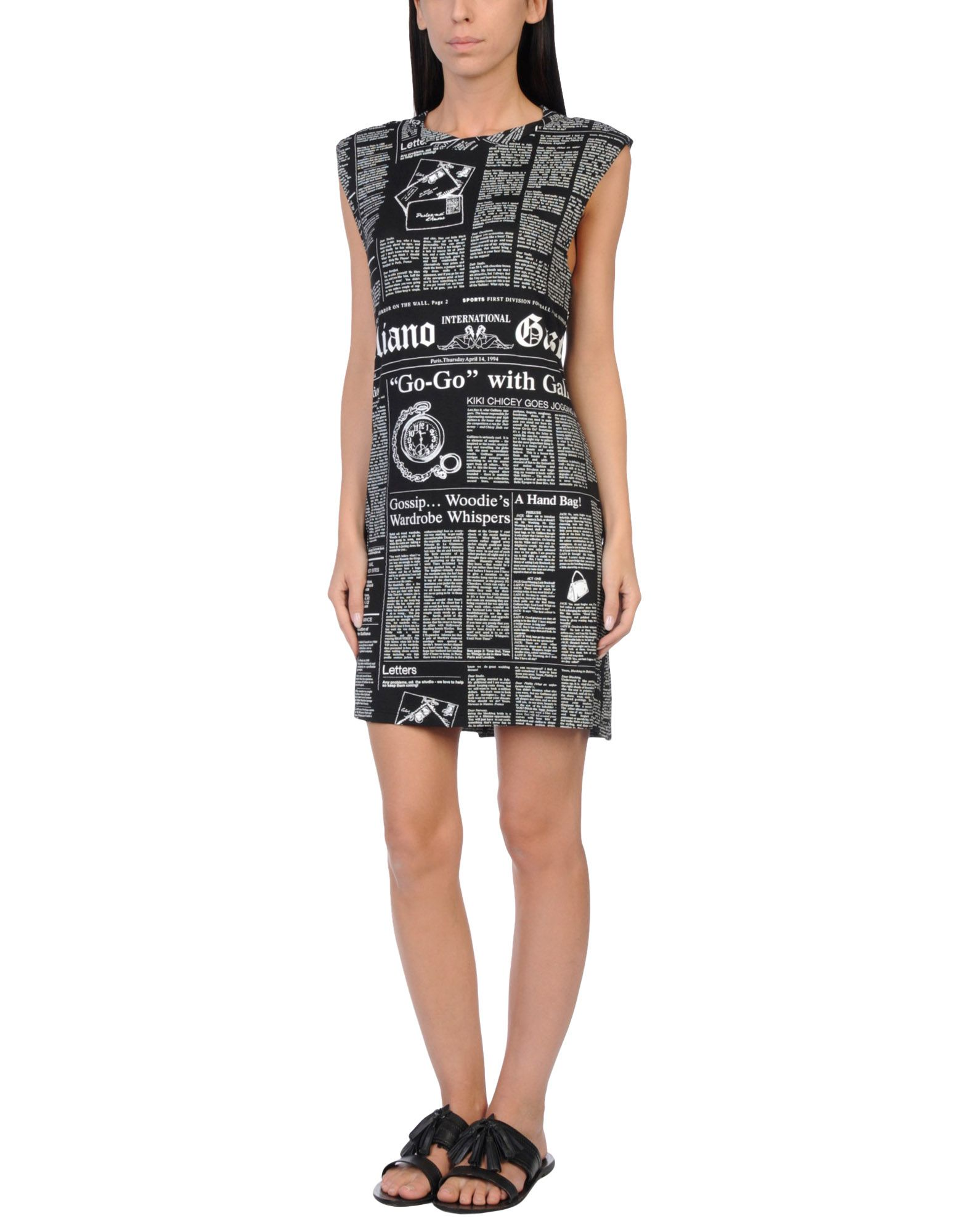 JOHN GALLIANO BEACHWEAR Пляжное платье john galliano ут 00003607