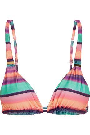 VIX Reef Bia Tube printed bikini top