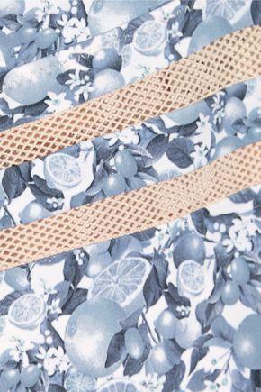 STELLA McCARTNEY Printed swimsuit