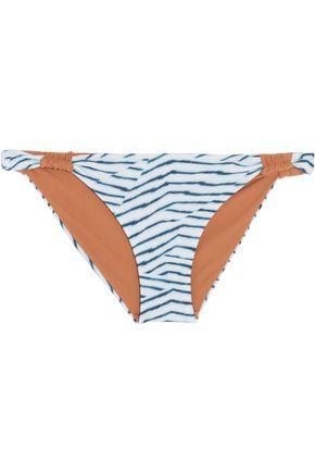 VIX Dune printed bikini briefs
