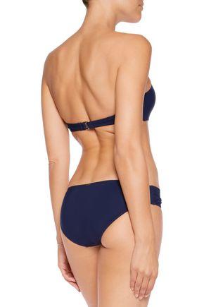 CALVIN KLEIN Mid-rise folded bikini briefs