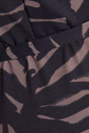 CALVIN KLEIN Printed swimsuit