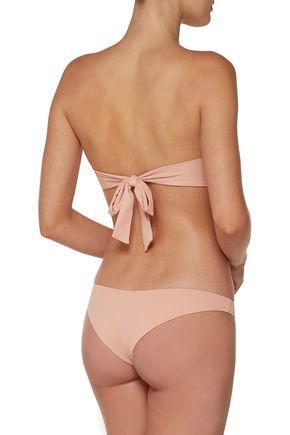 EBERJEY So Solid Coco low-rise bikini briefs
