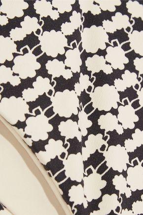 EBERJEY Cotton Blossom Lottie low-rise printed bikini briefs