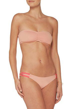 EBERJEY Sunrise Oona cutout bandeau bikini top