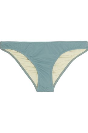 EBERJEY So Solid Allie low-rise bikini briefs