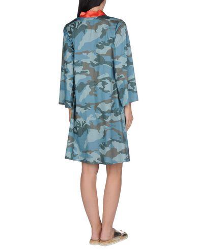 Фото 2 - Пляжное платье цвет цвет морской волны