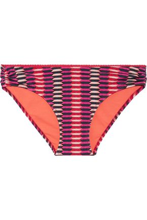 HEIDI KLUM SWIM Catalina Kisses low-rise bikini briefs