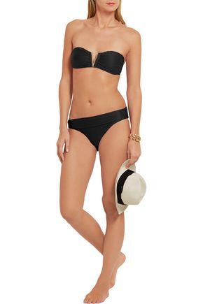 HEIDI KLEIN Manhattan ribbed bikini briefs