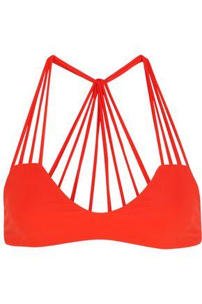 MIKOH Banyans cutout bikini top