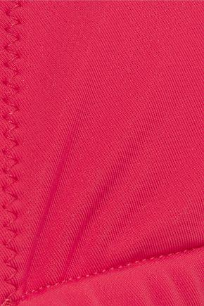 SOLID & STRIPED Charlotte triangle bikini top