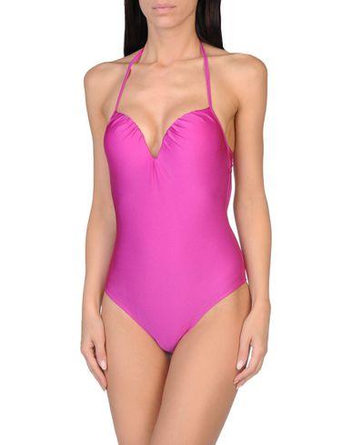 Фото - Слитный купальник от HELIS BRAIN фиолетового цвета