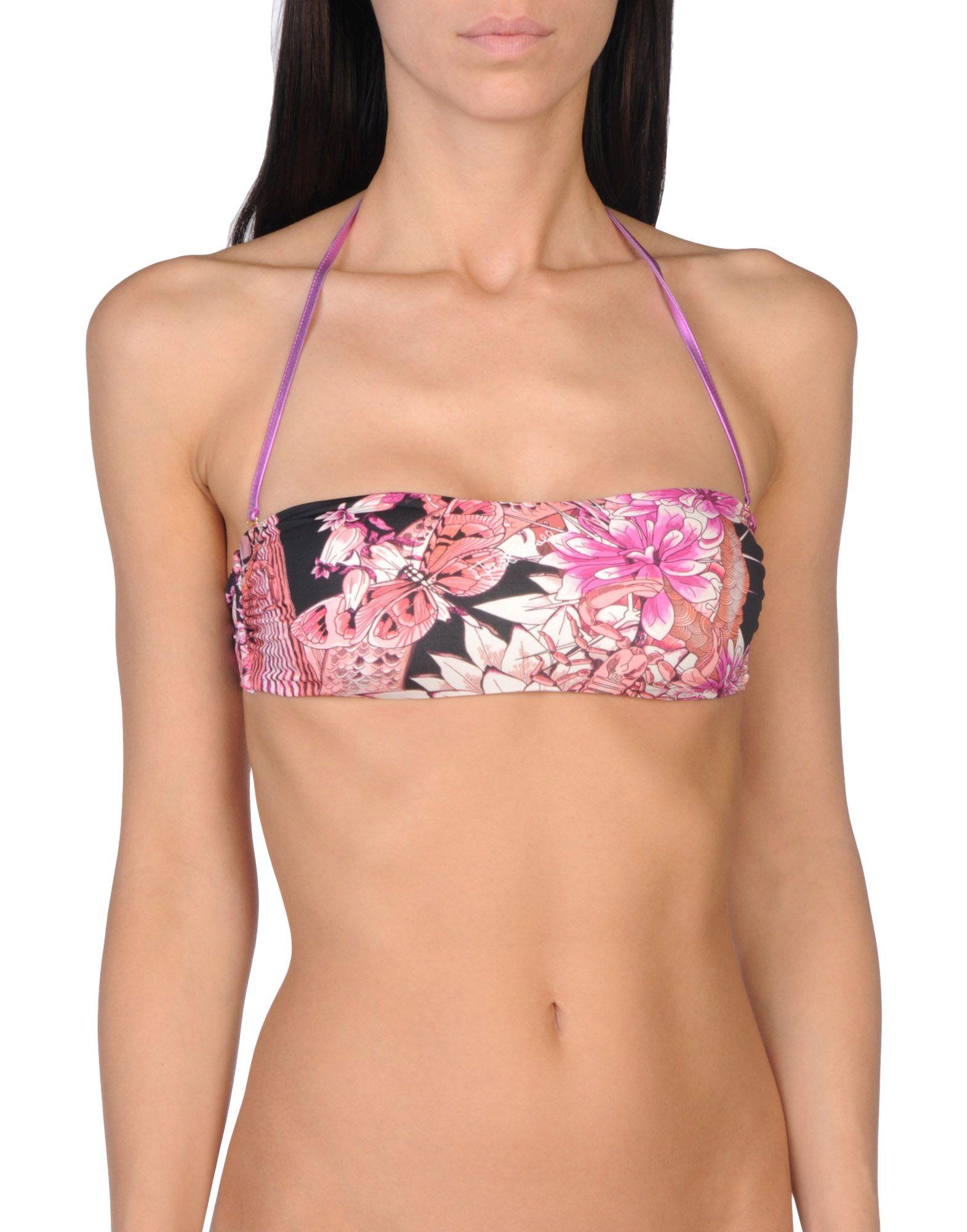 JUST CAVALLI BEACHWEAR Купальный бюстгальтер just cavalli beachwear бикини