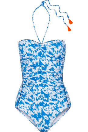HEIDI KLUM SWIM Printed swimsuit