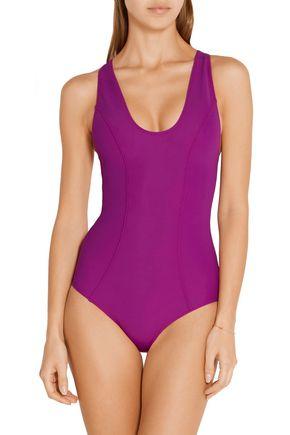 LISA MARIE FERNANDEZ Garance bonded swimsuit