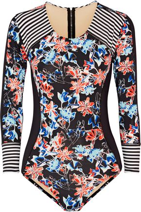 TART COLLECTIONS Pamona printed swimsuit