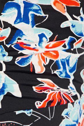 TART COLLECTIONS Karel cutout printed swimsuit