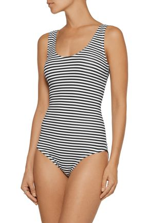 TART COLLECTIONS Masie striped swimsuit
