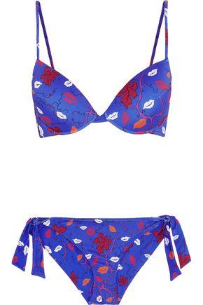 EMILIO PUCCI | Emilio Pucci Printed Bikini | Goxip