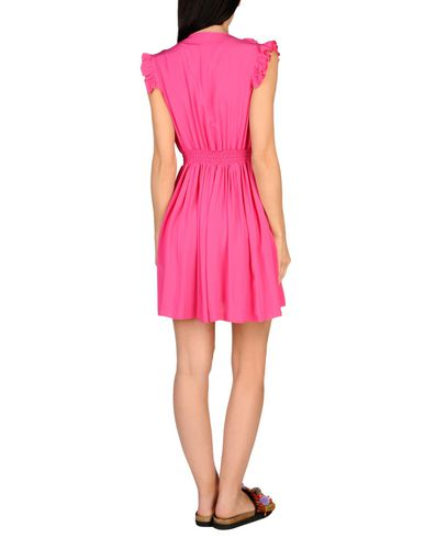 Фото 2 - Пляжное платье от SUN SISTERS BEACHWEAR цвета фуксия