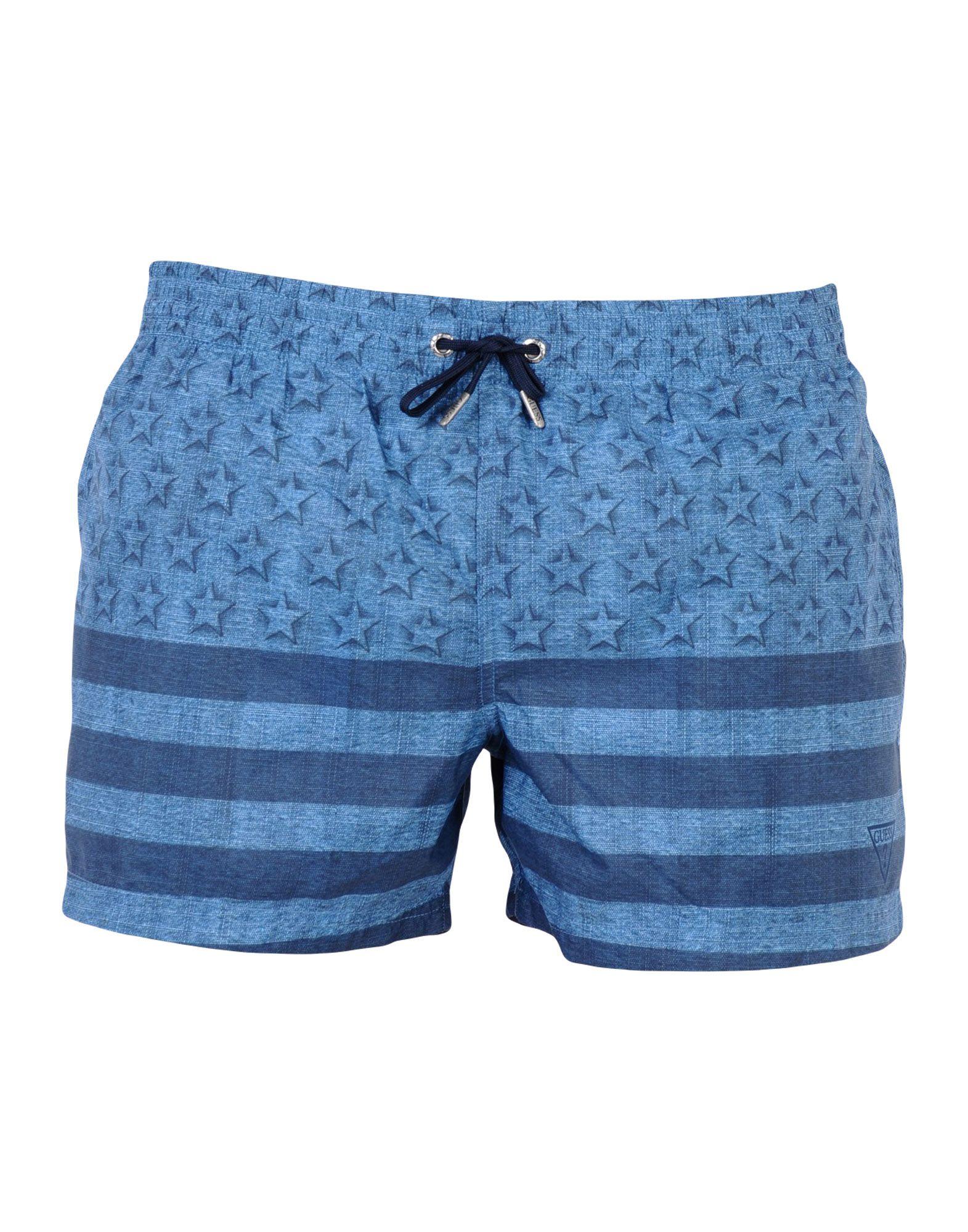 ФОТО guess шорты для плавания