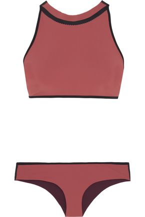 WARD WHILLAS Wythe Lola reversible bikini