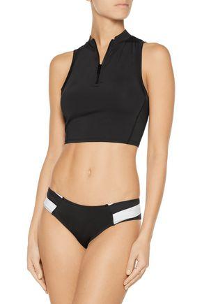 TART COLLECTIONS Marina striped bikini briefs