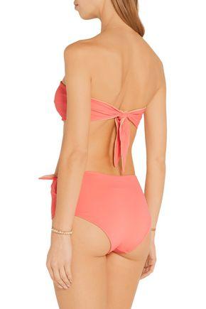 SOLID & STRIPED The Grace bandeau bikini top