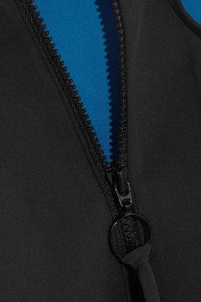 STELLA McCARTNEY Iconic color-block swimsuit