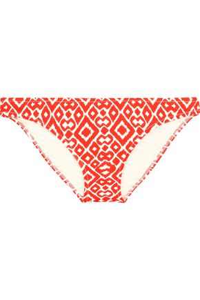 EBERJEY Love Valentina mid-rise printed briefs