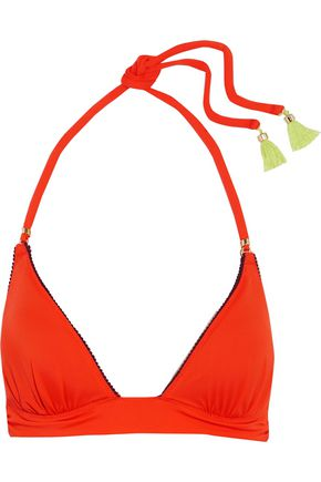 HEIDI KLUM SWIM Catalina Kisses underwired halterneck bikini top