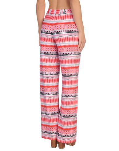 Фото 2 - Пляжные брюки и шорты розового цвета