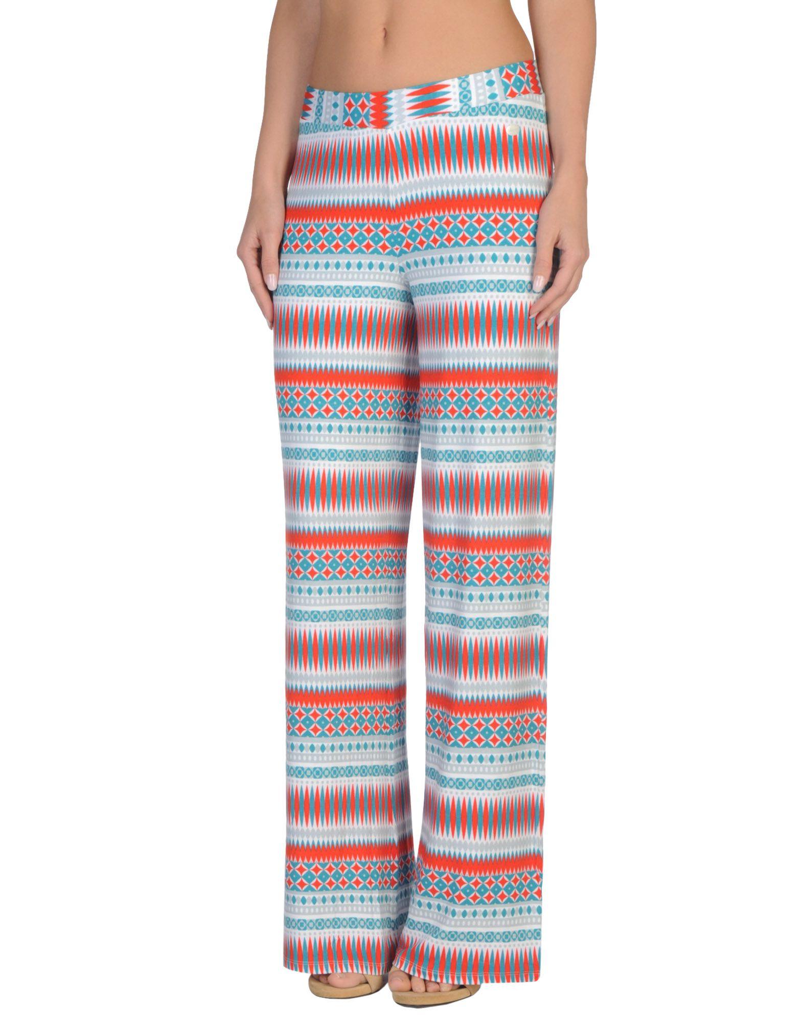 BLUGIRL BLUMARINE BEACHWEAR Пляжные брюки и шорты blugirl blumarine beachwear слитный купальник