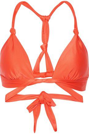 VIX PAULAHERMANNY Cutout triangle bikini top