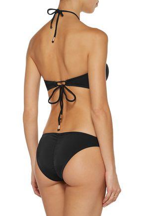 EBERJEY So Solid Allie low-rise bikini briefs