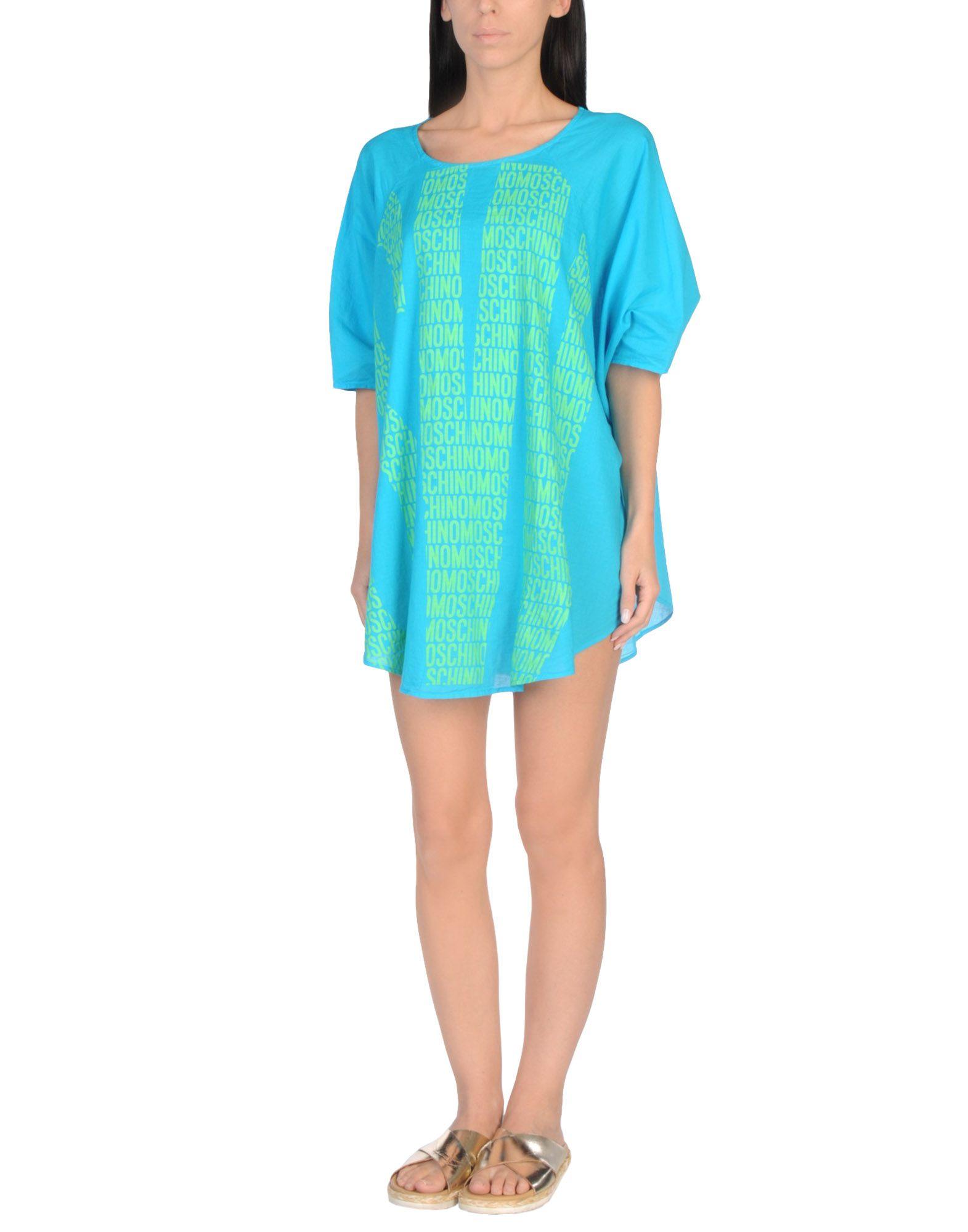 купить MOSCHINO Пляжное платье по цене 4000 рублей
