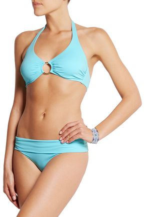 MELISSA ODABASH Brussels fold-over bikini briefs