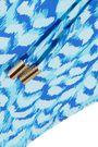 MELISSA ODABASH KeyWest printed triangle bikini