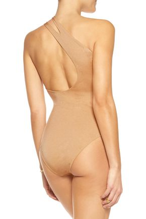 MELISSA ODABASH Jamaica one-shoulder swimsuit