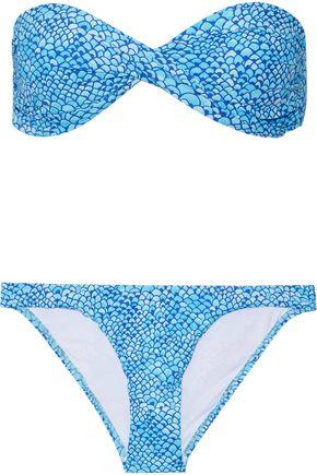 MELISSA ODABASH Martinique bandeau bikini