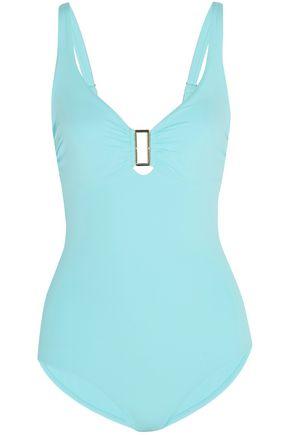 MELISSA ODABASH Tuscany embellished swimsuit