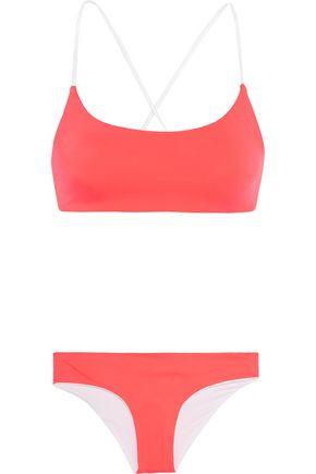 MELISSA ODABASH Tulum cross-back bikini