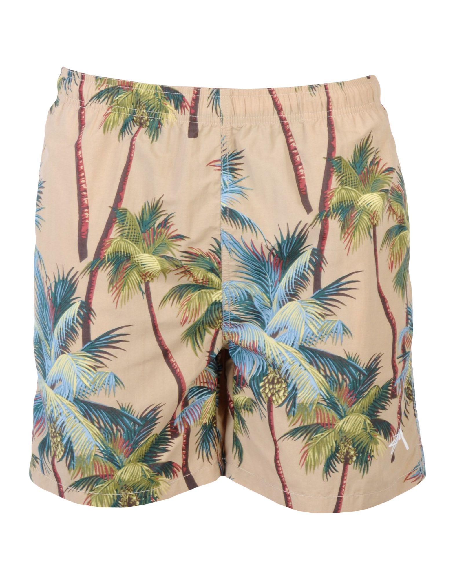 STUSSY Шорты для плавания шорты женские stussy jamrock shorts pink