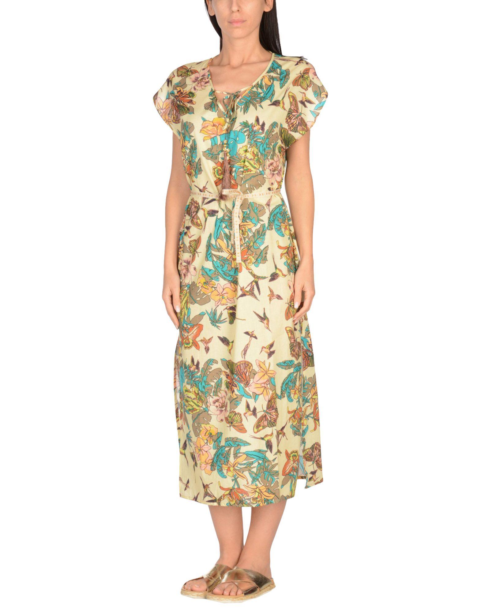 100X200 CENTOXDUECENTO Пляжное платье 100x200 centoxduecento пляжное платье