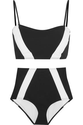 FLAGPOLE Perry two-tone bikini