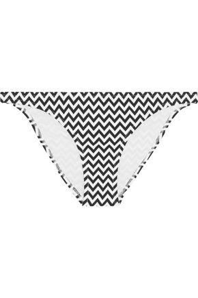 MELISSA ODABASH Aruba crochet-knit bikini briefs
