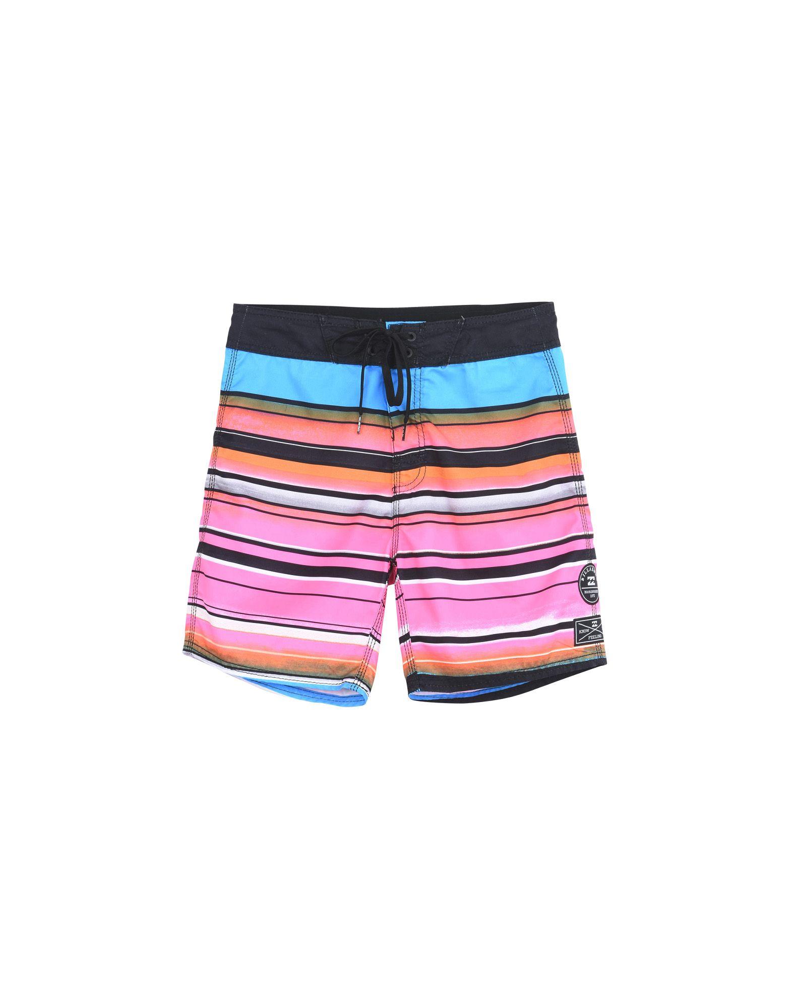 BILLABONG Пляжные брюки и шорты шорты пляжные детские billabong all day cut og 15 aqua
