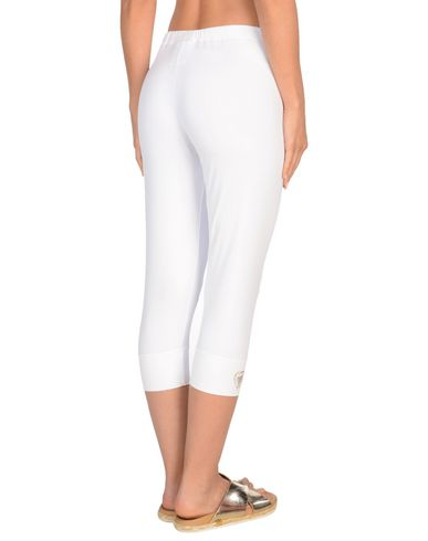 Фото 2 - Пляжные брюки и шорты от VDP BEACH белого цвета